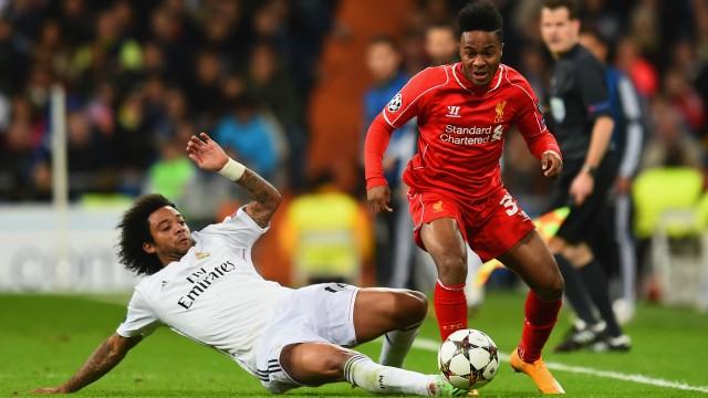 Bursa Transfer Pemain Real Madrid Bidik Raheem Sterling