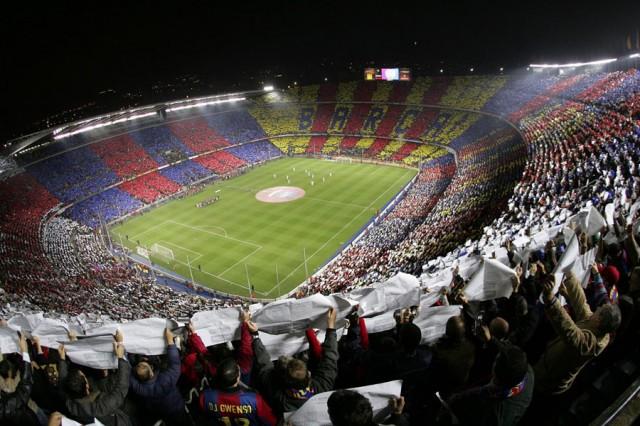 Camp Nou Dihantui Teror Bom di Final Copa del Rey 2015