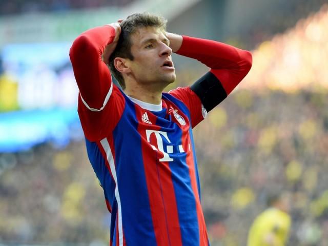 Dortmund vs Bayern 4