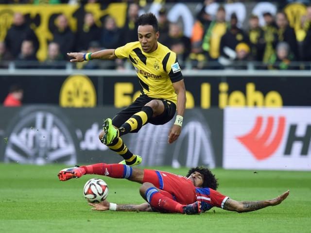 Dortmund vs Bayern 6