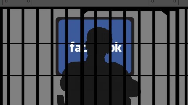 facebook penjara