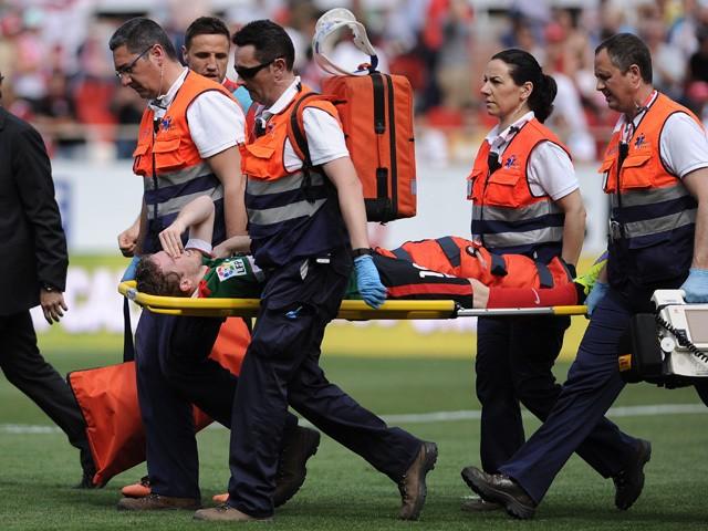 Final Copa del Rey 2015 Athletic Bilbao Terancam Minus Iker Muniain