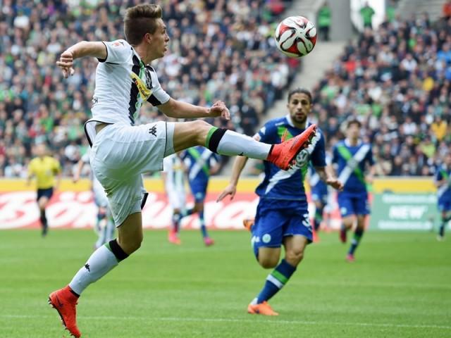 Gladbach vs Wolfsburg 1