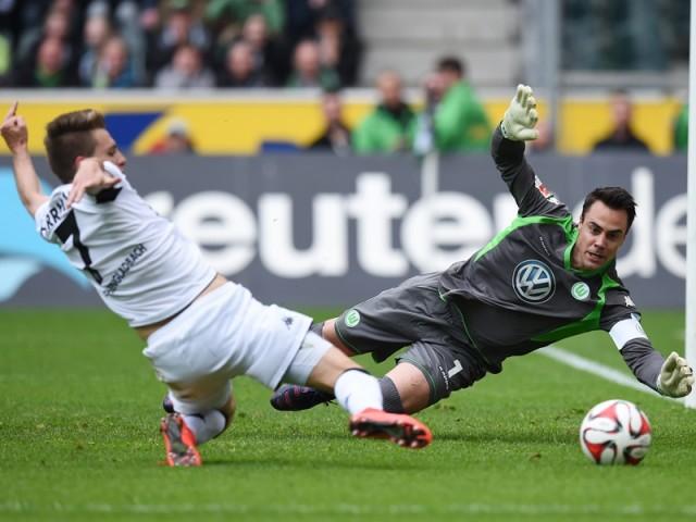 Gladbach vs Wolfsburg 13