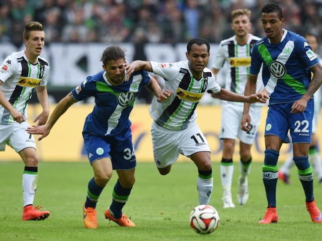 Gladbach vs Wolfsburg 2