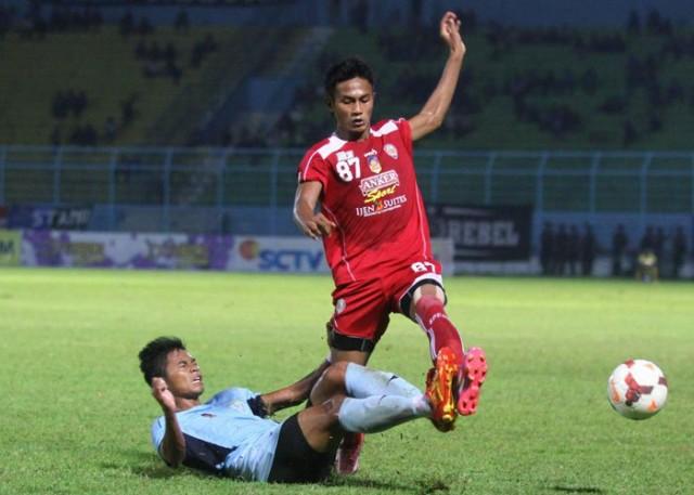 Hasil ISL Terbaru Persela vs Persija 1-0