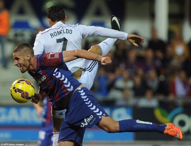 Jadwal Liga Spanyol 2015 Prediksi Real Madrid vs Eibar 11 April