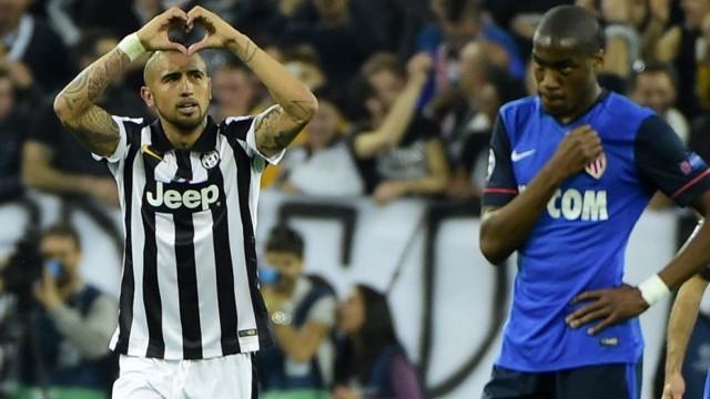 Juventus vs AS Monaco 2