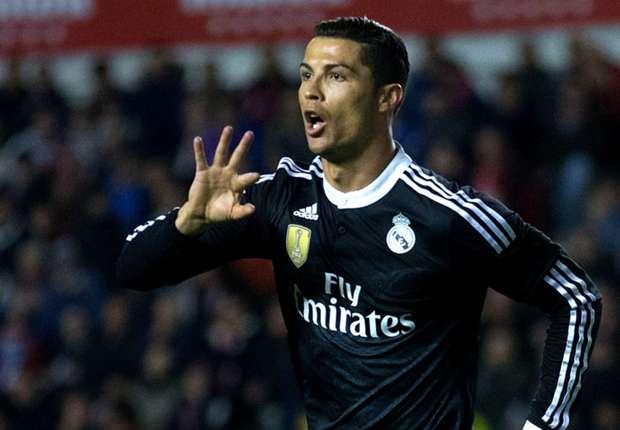 Kartu Kuning Cristiano Ronaldo Dihapus, Bisa Main Lawan Eibar