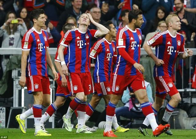 Klasemen Liga Jerman Pekan Ini Bayern Munchen Juara!