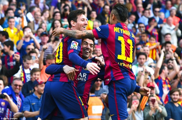Klasemen Liga Spanyol Terbaru Barca-Madrid Beda Dua Poin di Jornada 32!