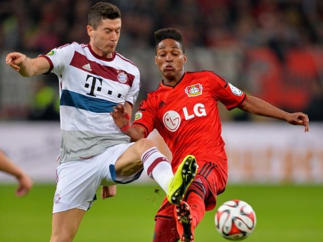 Leverkusen vs Bayern Munchen 4