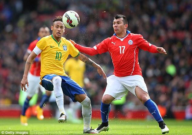 Neymar Rebut Samba d'Or, Tolak Gabung ke Liga Inggris