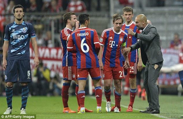 Pep Guardiola Tinggalkan Bayern Munchen Demi Manchester City Mustahil!