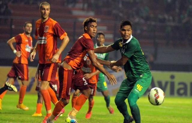 Persebaya vs Pusamania Borneo FC