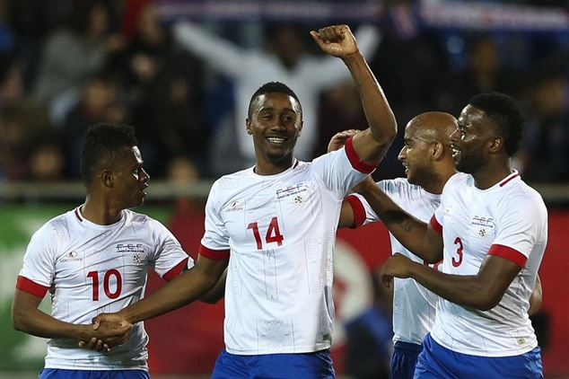 Portugal vs Cape Verde 2
