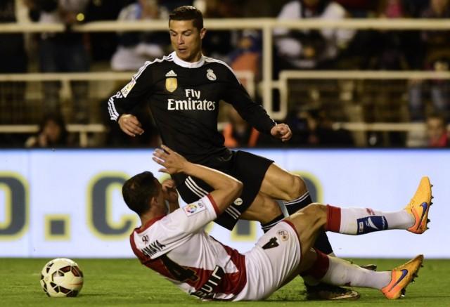 Rayo Vallecano vs Real Madrid 2