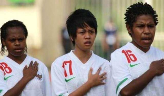 Timnas Indonesia Putri wanita