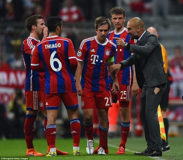 Video Bayern Munchen vs Porto 6-1 Cuplikan Gol 8 Besar Liga Champion 2015 Hari Ini
