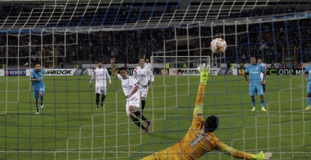 Zenit vs Sevilla 1