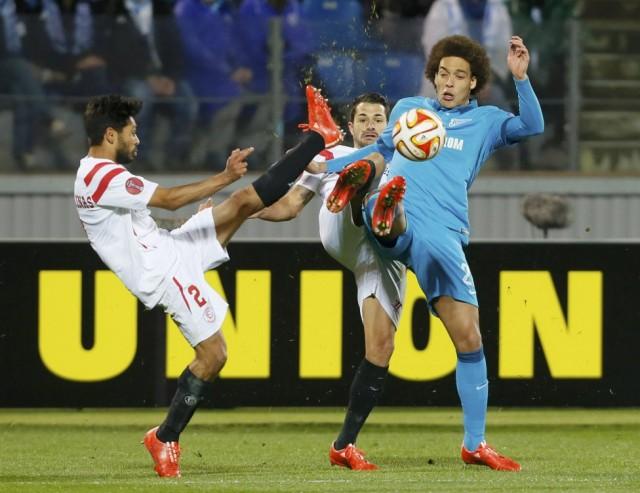 Zenit vs Sevilla 4