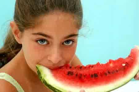 biji semangka