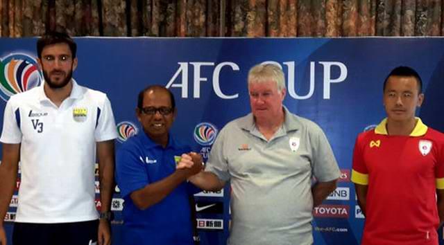 persib emral abus lao fc david booth afc cup 2015