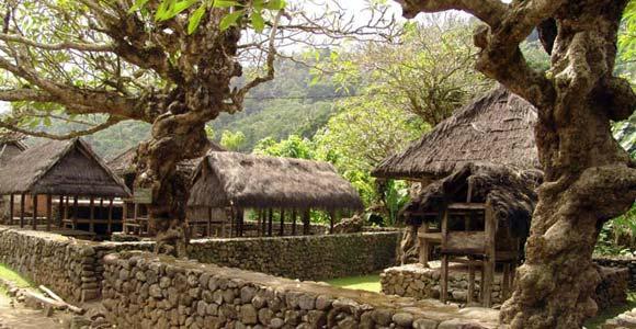 Desa Tenganan Pegringsingan Bali