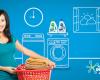 cara mencuci dengan mesin cuci otomatis