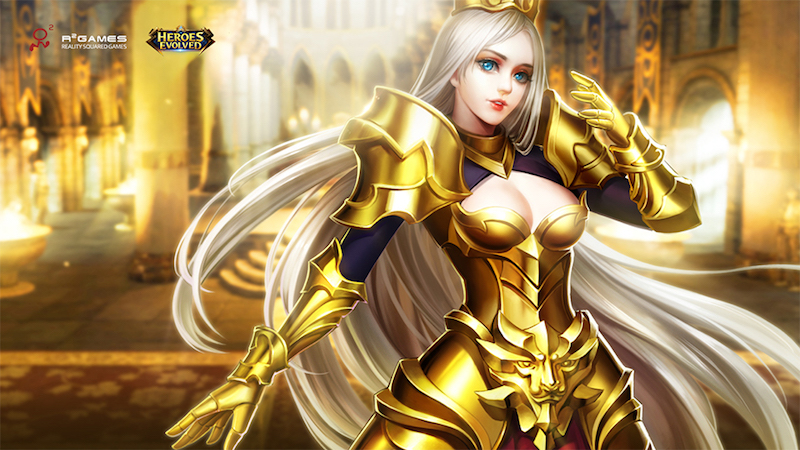 Heroes Evolved Clarice
