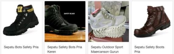 Jual Beli Sepatu Boots Pria Berkualitas