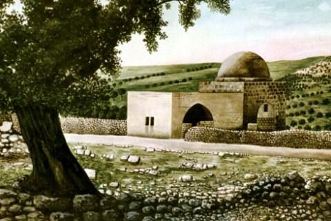 11 Хешван — Йорцайт Рахель Имейну