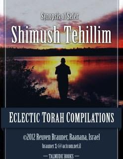 Теилим ле Рефуа Шлема по «Шимуш Теилим»