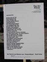 Tag der Poesie Gedicht 5