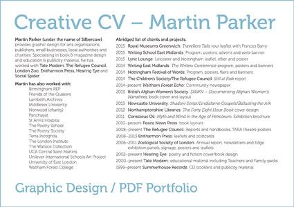 Graphic Design Cv Portfolio Pdf  certificate template
