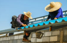 roofing, men, roofers