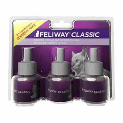 Control estres gatos con Feliway difusor