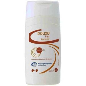 Champú Douxo Pyo para perros y gatos con dermatitis por Malasezzia y/o pioderma