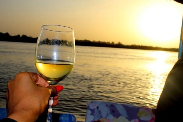 Une belle balade sur le fleuve Niger
