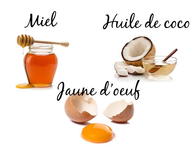 5 recettes de masque pour cheveux à base d'œuf #cheveuxafrolongpousser #Masquehydratant #Masquepourcheveux #cheveuxnaturel #cheveux