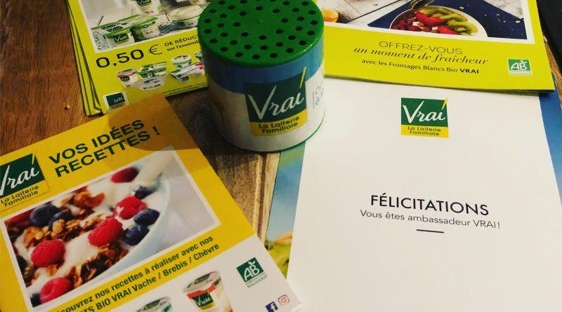 Test produit : Fromages Blancs Vrai