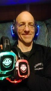 Equipment, headphones