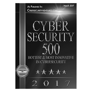 Cybersecurity Ventures - Cybersecurity 500 2017