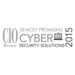 CIO Review - 28 Most Promising Cyber Security Solutions 2015