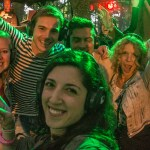 Silent Midzomernachtfeesten disco in sprookjes Efteling