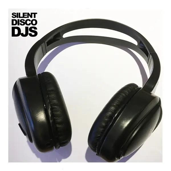 SDDJS HP3 goedkope Silent Disco Hoofdtelefoon