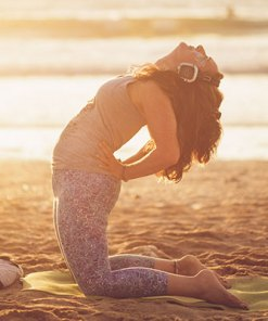 Silent disco yoga ibiza classics covid safe