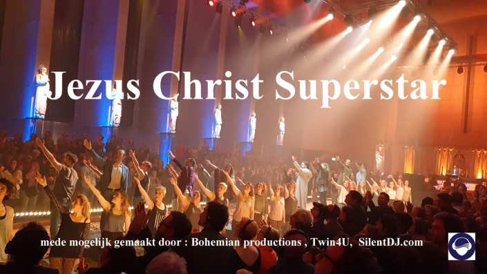 Jezus christ superstar Belgie