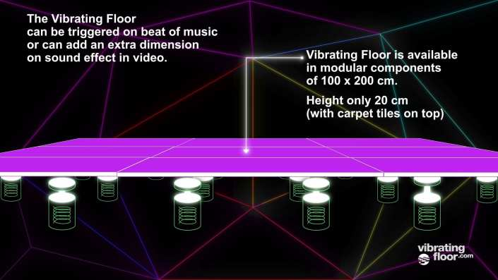 vibrating floor technical