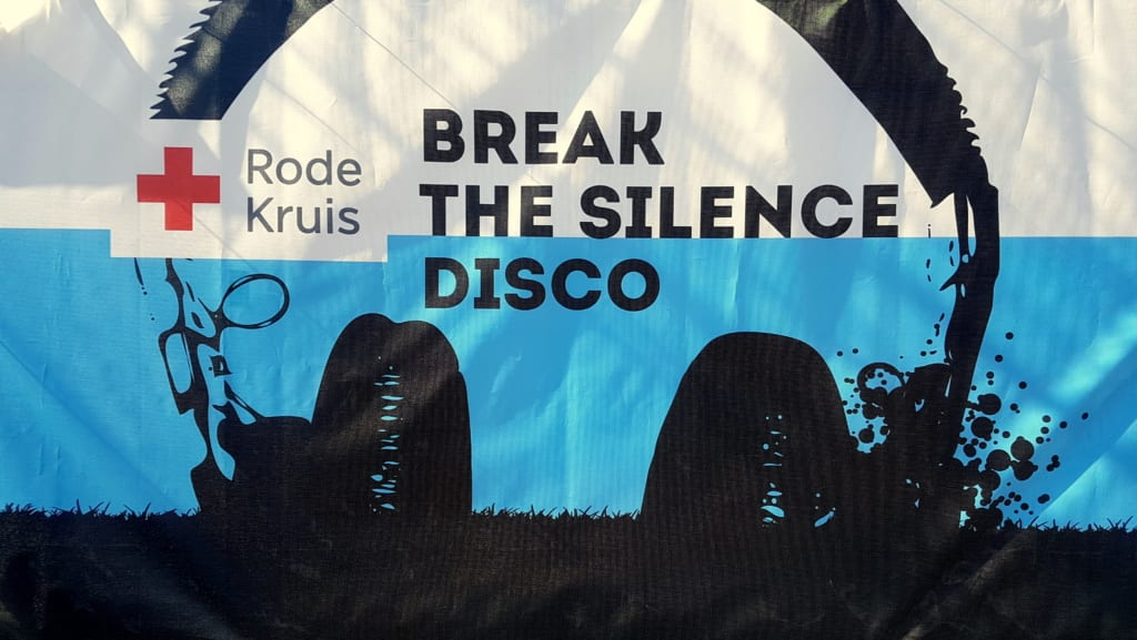 break the silence disco